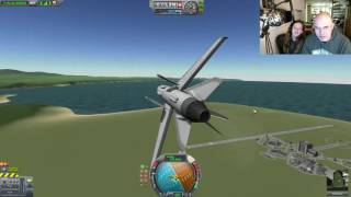 Kerbal Blind Build - Aircraft Challenge