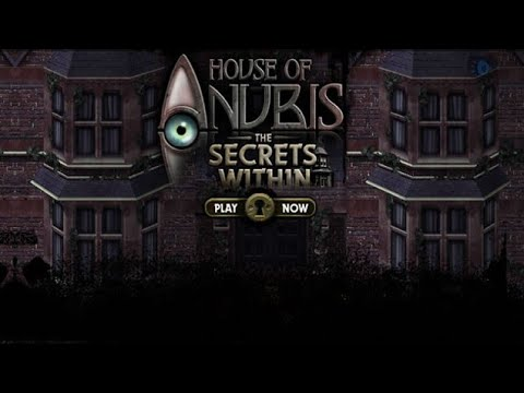 House Of Anubis The Secrets Within. 1 Chapter.