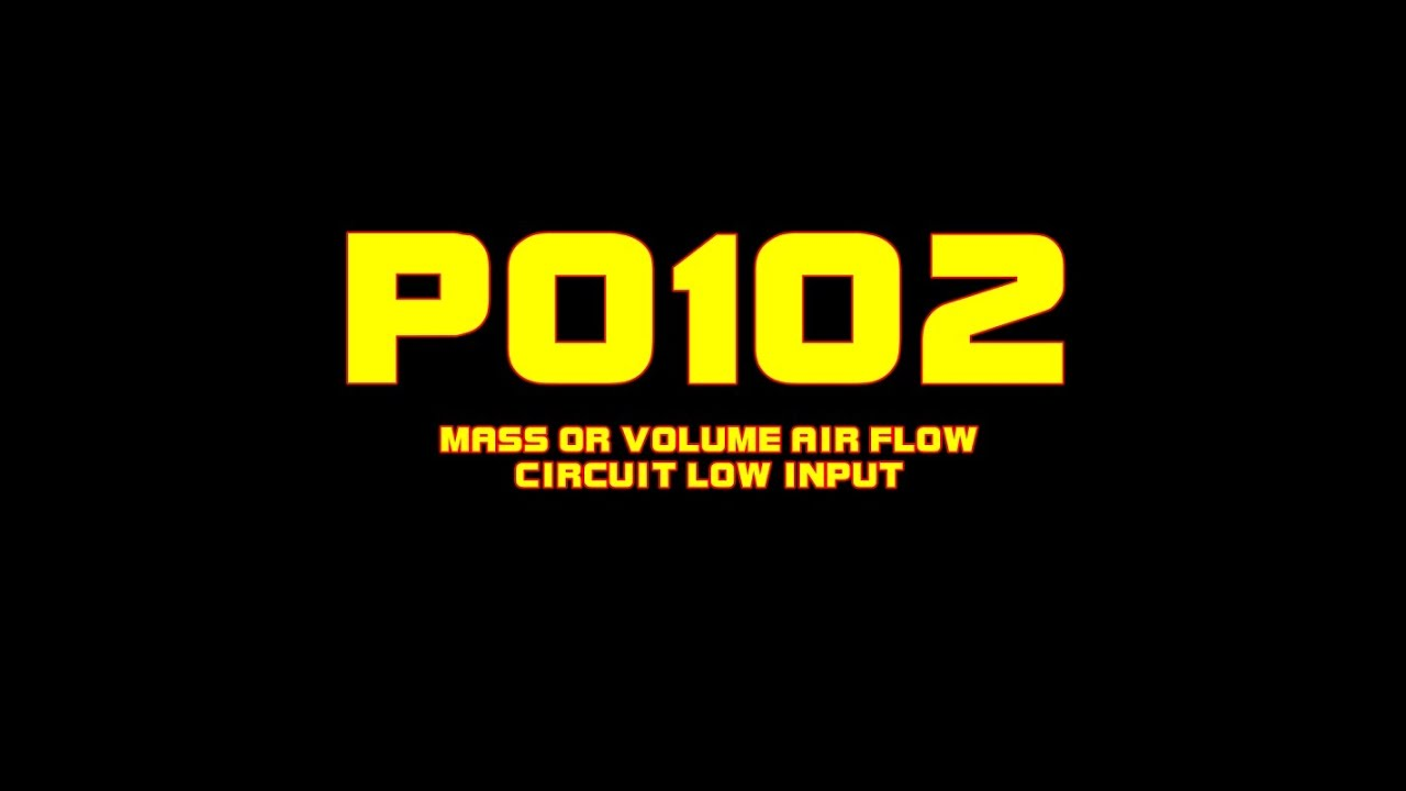 small resolution of 2002 kia p0102 mass or volume air flow circuit low input
