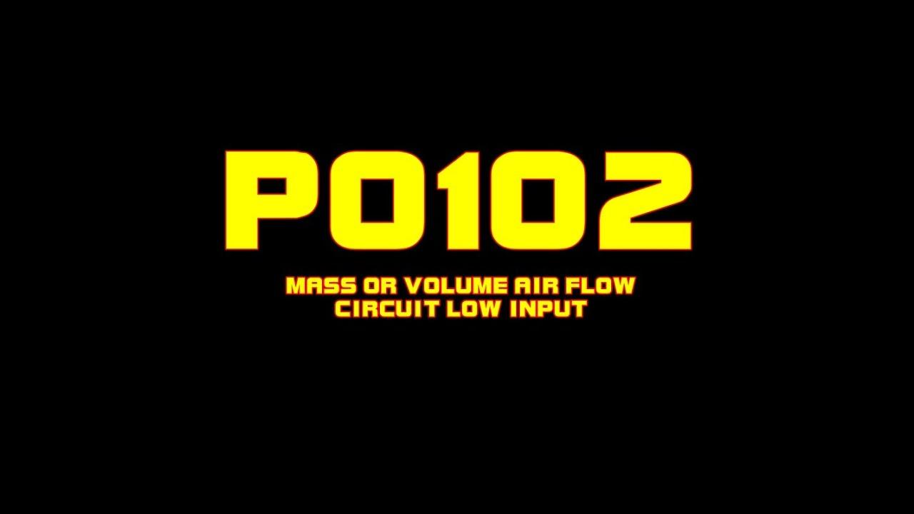 2002 Kia P0102 Mass Or Volume Air Flow Circuit Low Input Wiring Diagram For 2007 Sorento