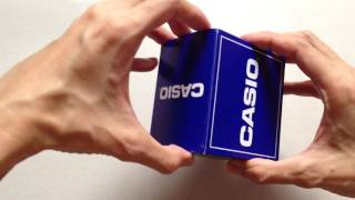 Casio Analog Women's Watch LQ-139EMV-9A - Unboxing