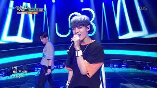 뮤직뱅크 Music Bank - BLACK HEART - 유앤비(UNB).20180720