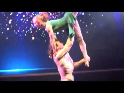 """Hand to hand Acrobatic duo """"Confide in Me"""" Promo video"""
