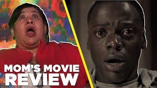 GET OUT (2017)    Mom's Movie Review    mitú