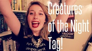 Book Creatures of the Night tag! Thumbnail