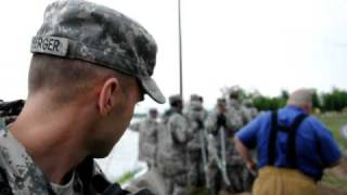 Kentucky Guardsmen support flood relief effort in Western Kentucky