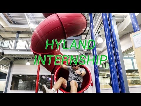 A Day in the Life of an Intern (Hyland Software)