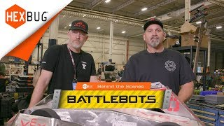 vuclip BattleBots Behind the Scenes - Episode 3 (2018)