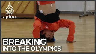 Breaking into the Olympics