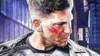THE PUNISHER Bande Annonce (Série Netflix - Marvel...