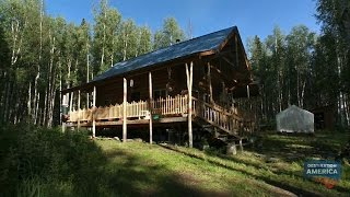 Log Cabin | Buying Alaska