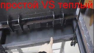 видео Люки герметичные (гермолюки) для вентиляционных камер