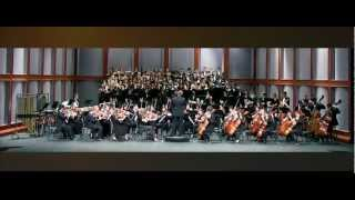 Schicksalslied, Op. 54 - LACHSA Choirs and Orchestra directed by John St. Marie