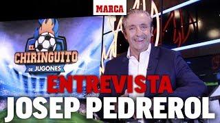 Pedrerol, en MARCA: