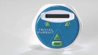 Electronic Trivial Pursuit Hints Game