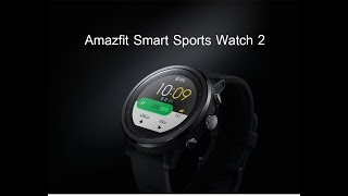 AliExpress Review: Xiaomi Huami Amazfit Stratos 2 English Smart Watch