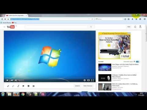 Youtube Videolarını indirme - Youtube MP3 İndirme - DVD Video Soft Programı Kurulumu