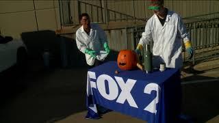 FOX 2 9AM SCIENCE CENTER SCIENCE SPOOKTACULAR