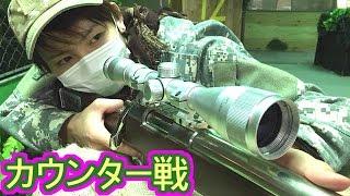 【カウンター戦】豆腐ともVSこっタソ【赤髪のとも】 thumbnail