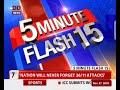 5 Minute flash 15   27/11/2018