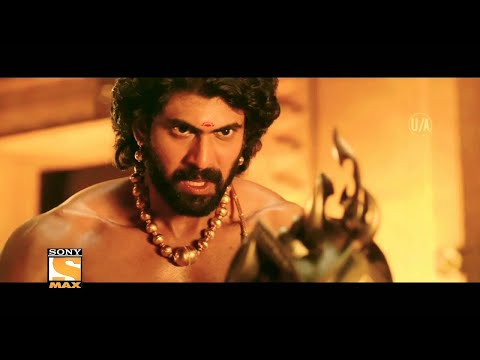 Rana King Scene (bahubali2 )
