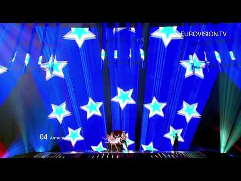Emmy - Boom Boom (Armenia) - Live - 2011 Eurovision Song Contest 1st Semi Final