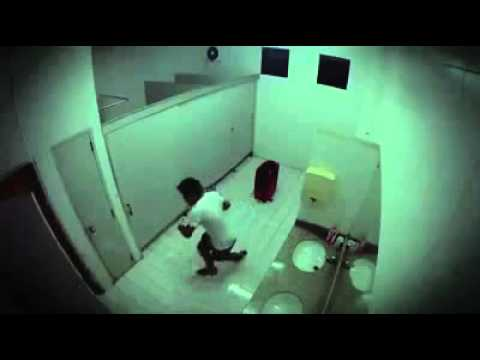 Scary Toilet Ghost Prank