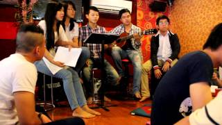 cry on my shoulder - guitar eclub biên hòa.