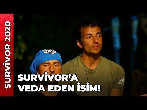 İŞTE SURVİVOR'A VEDA EDEN İLK İSİM! | Survivor Ünlüler Gönüllüler