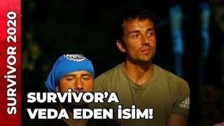 İŞTE SURVİVOR'A VEDA EDEN İLK İSİM!   Survivor Ünlüler Gönüllüler