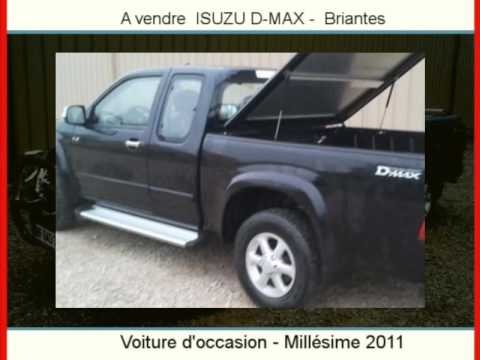 achat vente une isuzu d max briantes youtube. Black Bedroom Furniture Sets. Home Design Ideas