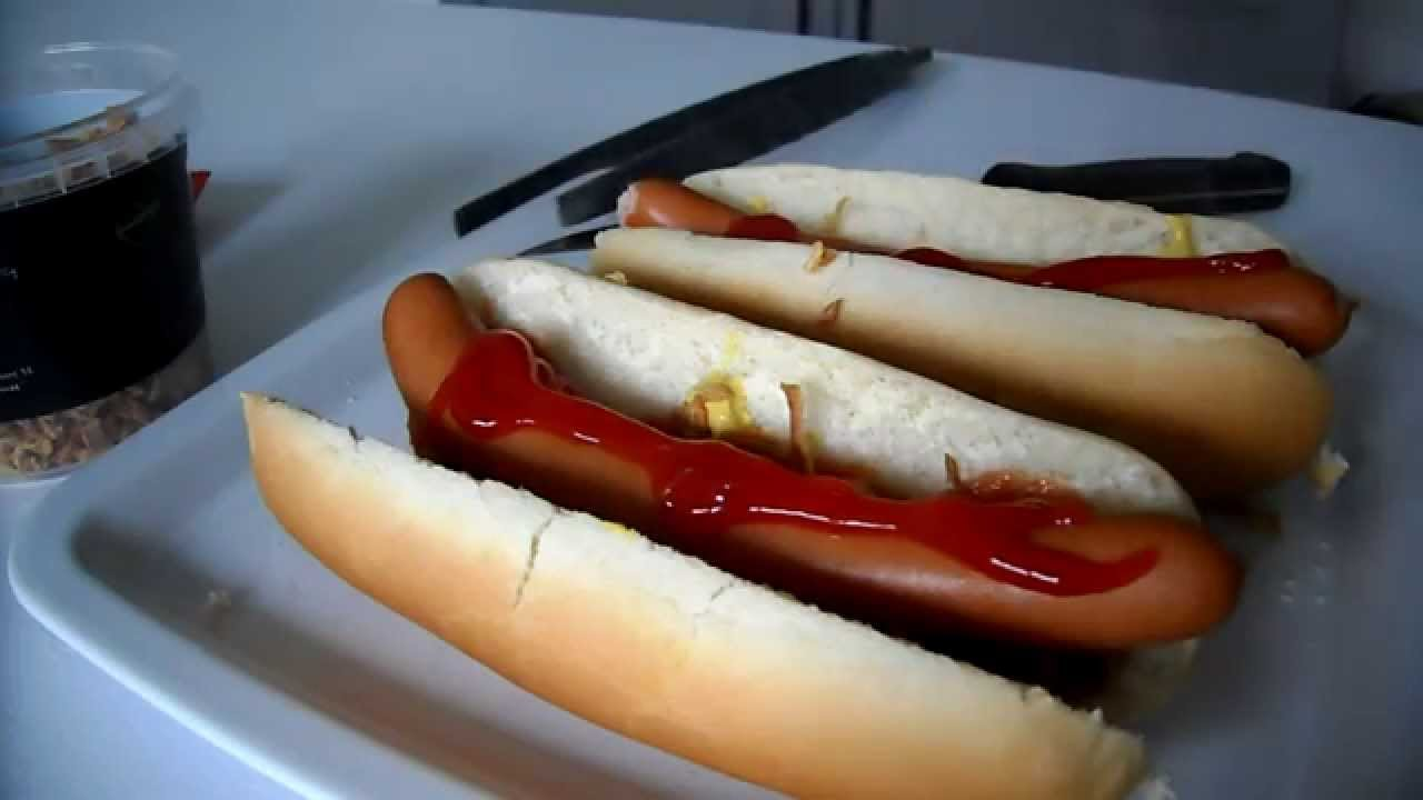 hot dogs selber machen