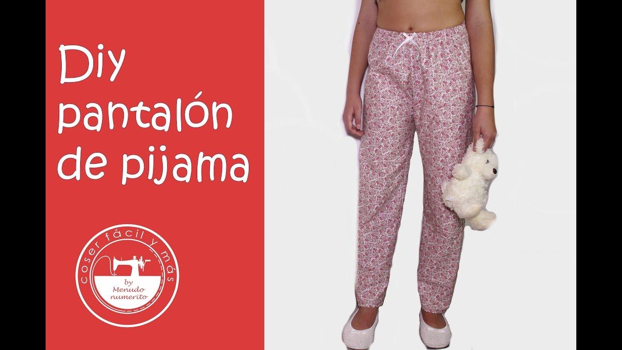 02f04c6b29 Cómo coser un pijama sin moldes