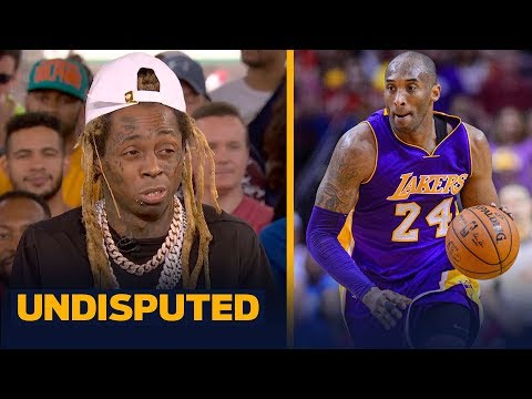 Lil Wayne on expectations for Lakers in first game since Kobe's death | UNDISPUTED | LIVE FROM MIAMI