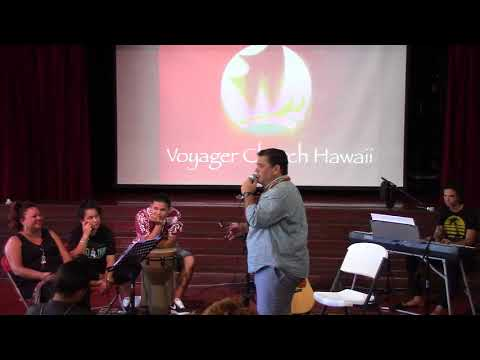 Voyager Church Sermon Honolulu Hawaii 8-13-2017 Hurry Up and Wait!