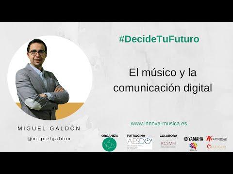Marketing y comunicación digital para músicos - Miguel Galdón