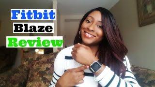 FITBIT BLAZE REVIEW!