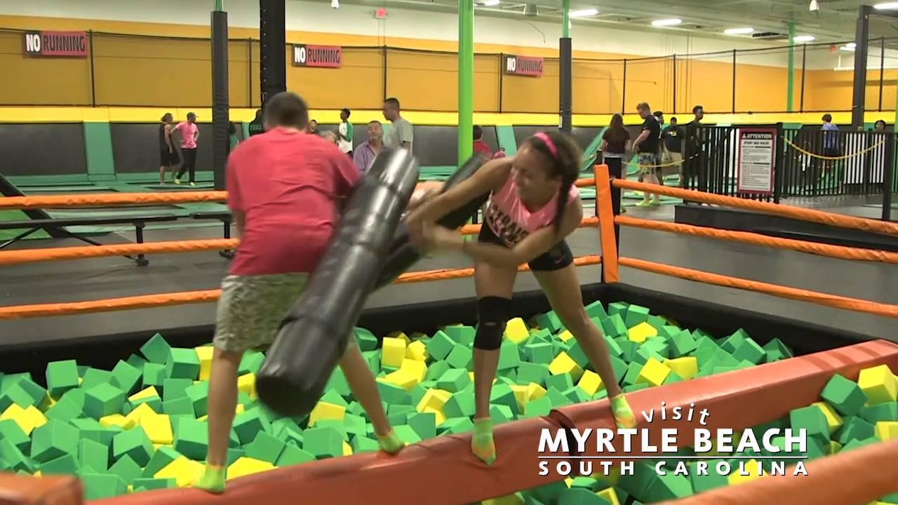 Rockin Jump Myrtle Beach South Carolina Youtube