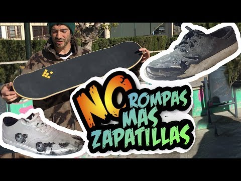 lija que no rompe zapatillas SKATE/ la no lija CR3AMGRIP