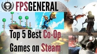 Top 5: Best Co-op Games On Steam