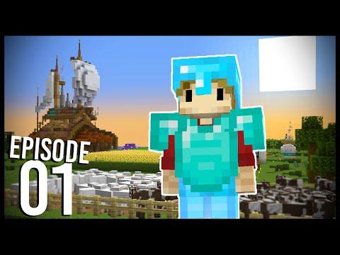 Hermitcraft 8: Episode 1 - IT'S A START!