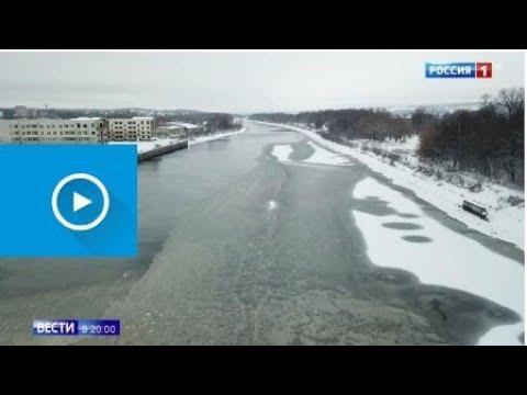 О преступном сокращении водоохранных зон Москвы-реки Собяниным и Воробьёвым