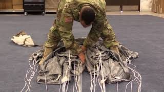 RA-1 Military Freefall System Config Packing