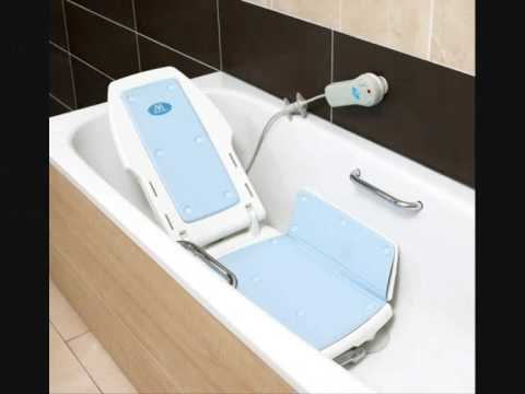 Minivator Bath Bliss Reclining Bath Lift. New from Health and Care ...