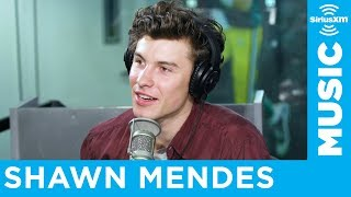 Gambar cover Shawn Mendes on Inspiration Behind 'If I Can't Have You' & Going on Tour