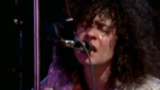 Marc Bolan & T. Rex - Spaceball Ricochet (Live at Wembley 18th March 1972)