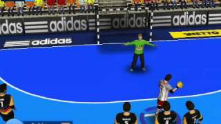 Handball Simulator - Handball Evolution Patch 2011