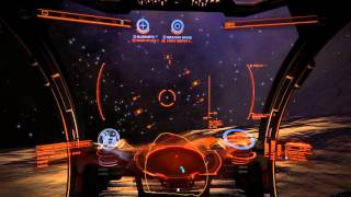 Elite:Dangerous - That time I drove off a cliff and killed my self