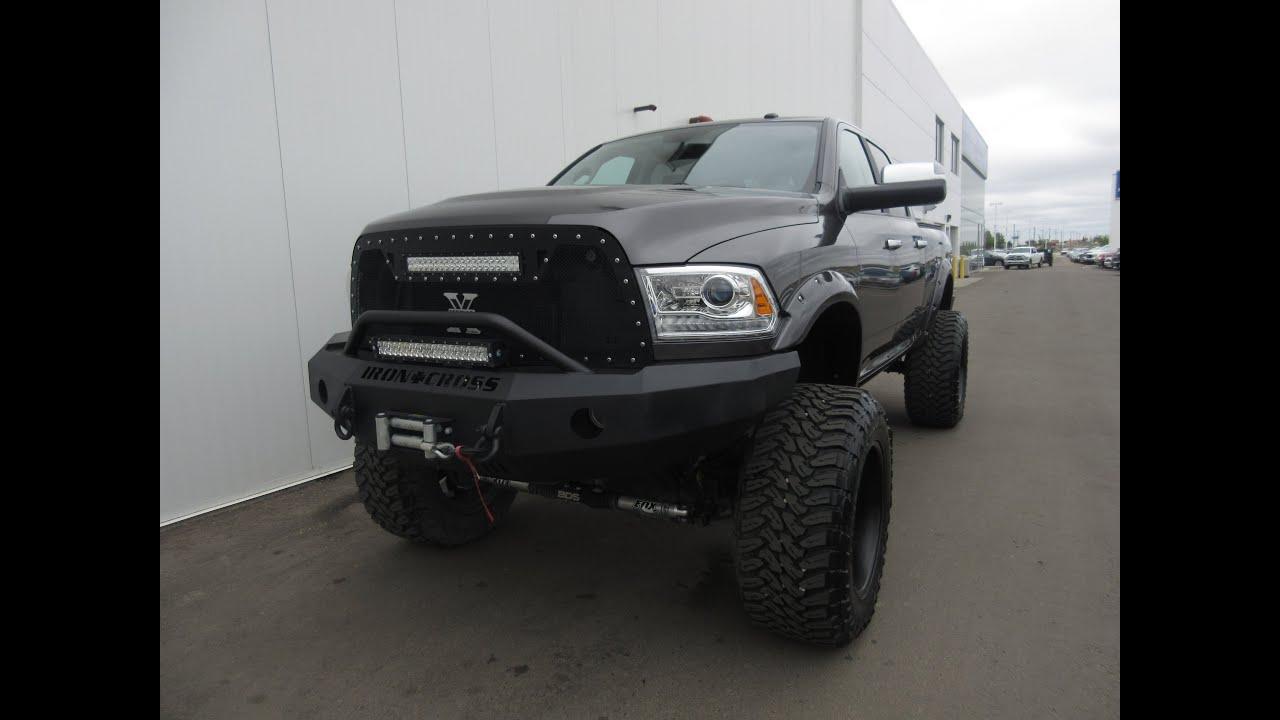 2015 Dodge Truck >> Dodge Ram 3500 Lifted Laramie - YouTube
