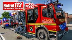 NOTRUF 112 Platinum #92: Verkehrsunfall - schonende RETTUNG des Opfers I Feuerwehr-Simulation